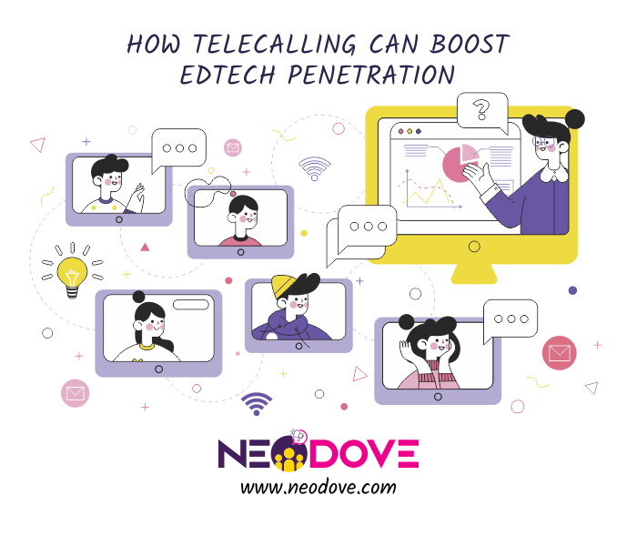 Telecalling in Edtech
