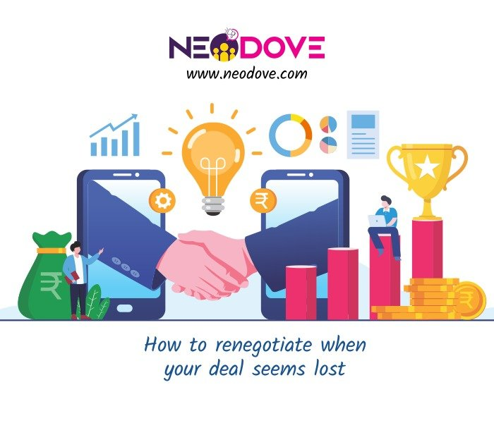 NeoDove-Negotiation when deals seems lost