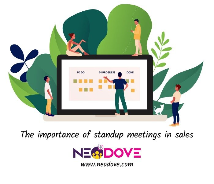 NeoDove-Standup meetings