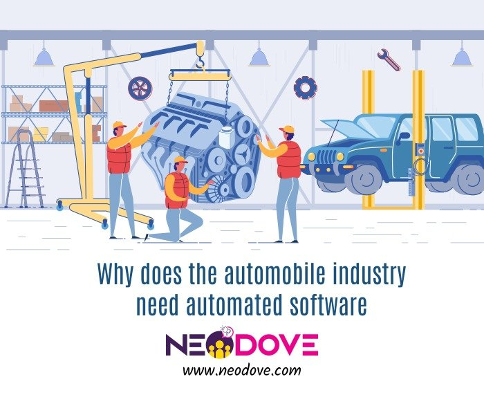 automated software for automobile industry