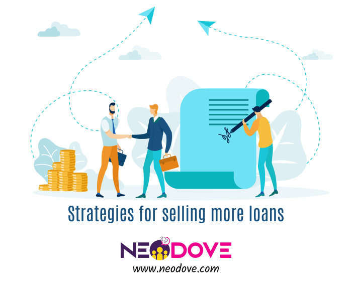 How to sell more loans