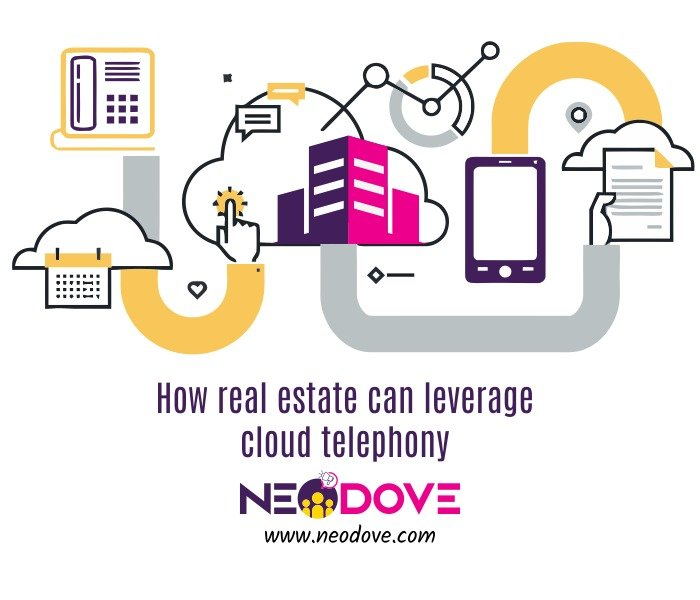 How Real Estate can leverage cloud telephony