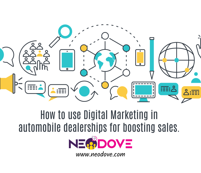 digital marketing in automobile dealership