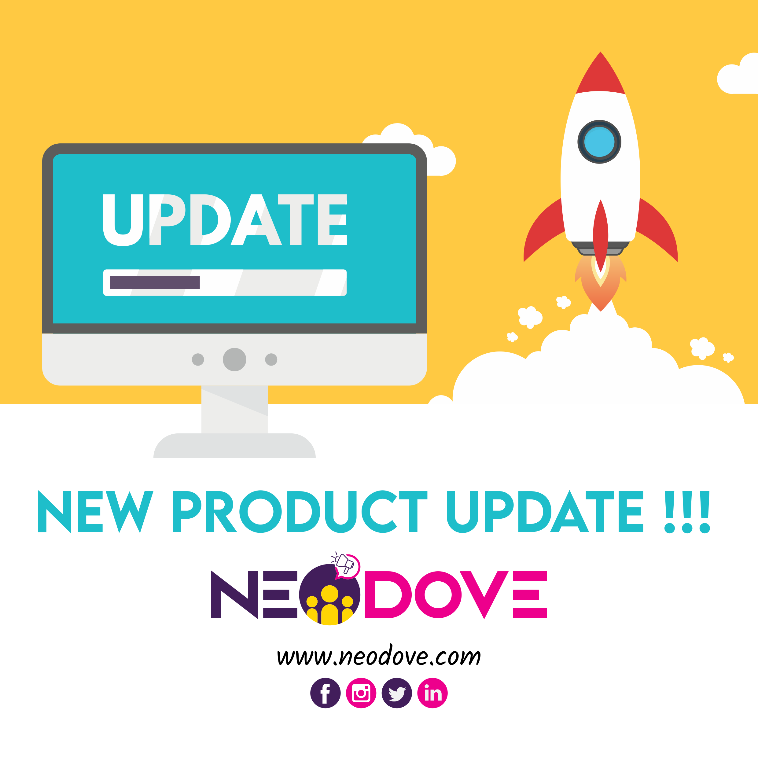 new product update