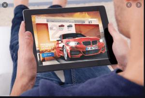 Digital Car selling