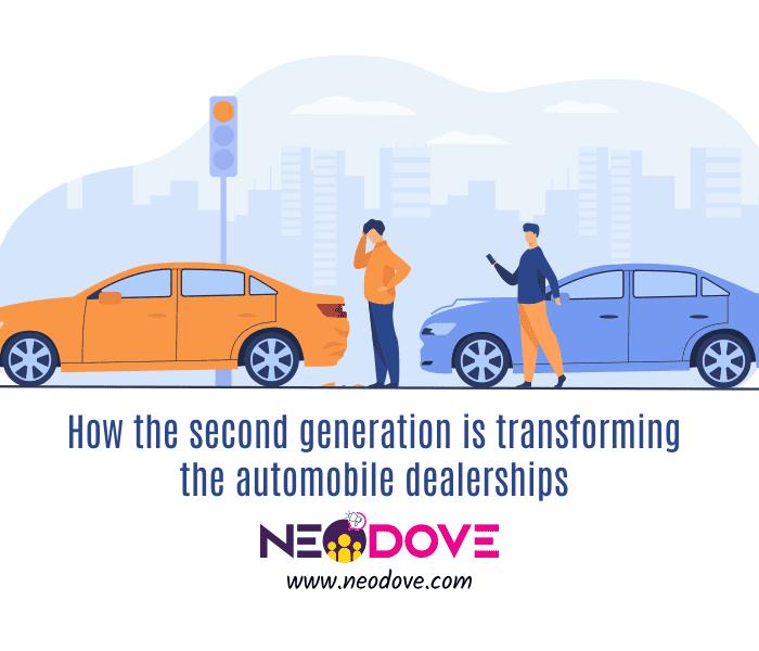 digital trends in automobile delaership