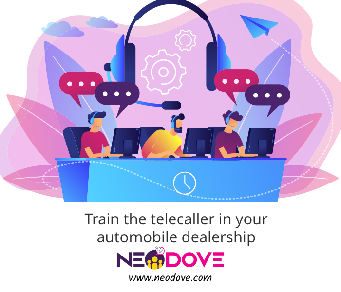 Training the Telecaller in Your Automobile Dealership