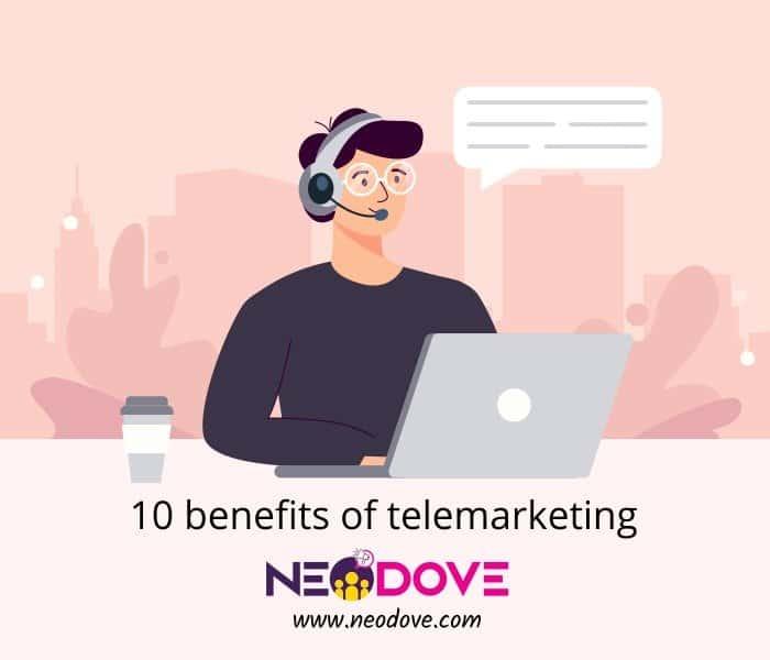 10 Benefits of Telemarketing